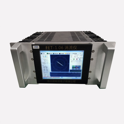 High Speed High Precision Eddy Current Flaw Detector